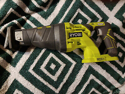 Ryobi 18-Volt ONE+ Cordless Reciprocating Saw P516, tool only, nice condition
