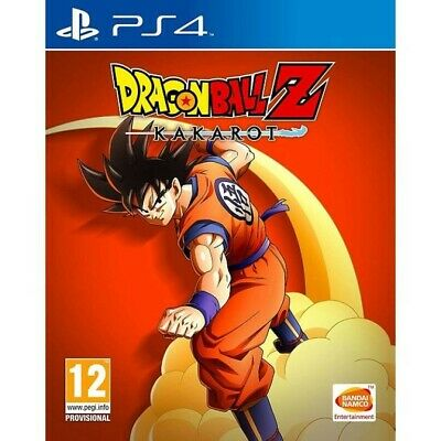 Dragon Ball Z Kakarot Ps4 Ita Play Station 4 Nuovo Sigillato