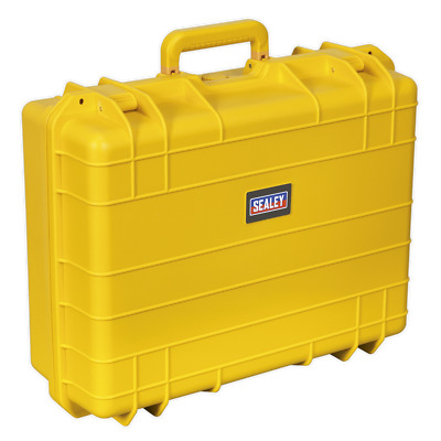 AP614Y Sealey Storage Case Water Resistant Professional - Large [Tool Storage]