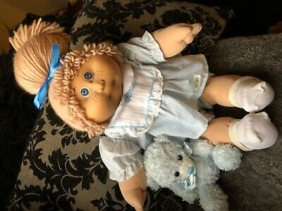 Rare cabbage patch doll made in spain