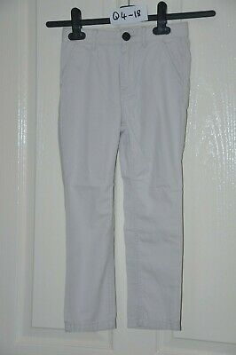 ZARA boy's chino trousers, age 5-6 yrs, height 116 cm In good condition