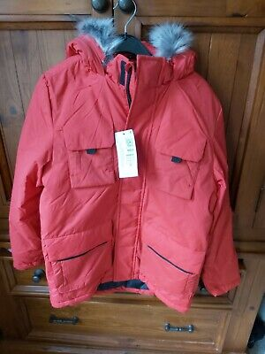 Bnwt Boys Marks And Spencer Coat Size 10-11. Rrp £40