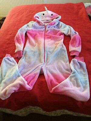 Ladies, /girls Xs Unicorn all in one from F&F