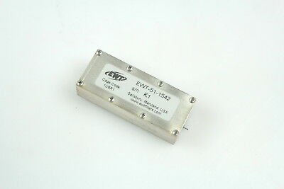 2 Ewt Bandpass Filter Ewt-51-1542