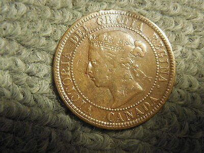 1888 Canadian Large Cent in VG condition. But you decide!!!!!!!!!!!