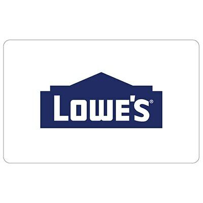 Lowes GiftCard $ 500