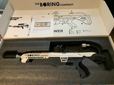 The Boring Company Not a Flamethrower (Brand New Unused) Tesla Elon Musk