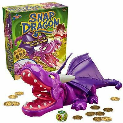 Drumond Park Snap Dragon Kids Action Board Game | Preschool Family Board Games