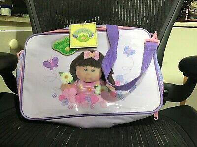 Cabbage Patch Kids Doll Vintage Nappy Bag