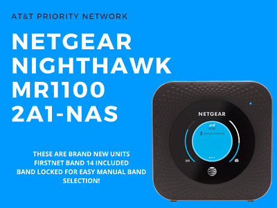 Netgear Mr1100 B14 With Band Selection!
