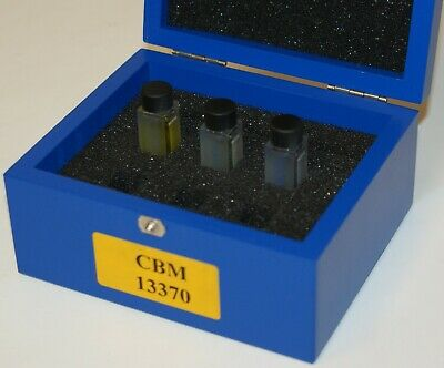 Hellma Liquid Calibration Standard Set 667.305-UV 667305