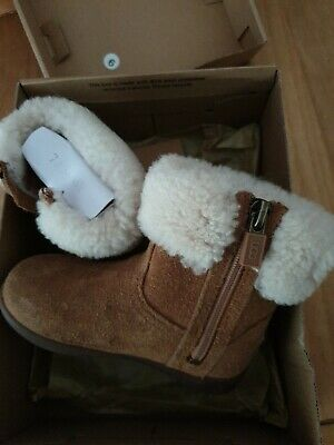 baby Girls Size 6 Real UGG boots