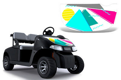 Ez Go Freedom Rxv Golf Cart Kapuze Grafiken Set Aufkleber Folie 2015 + Vice