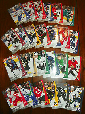 2015-16 Upper Deck Star Rookies (you choose from selection)