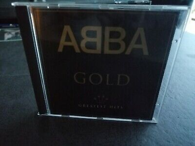 CD ABBA : Gold - Greatest Hits - Exc état - Exc condition.