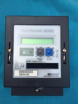 Card Meter Prepayment Electric All Codes Available