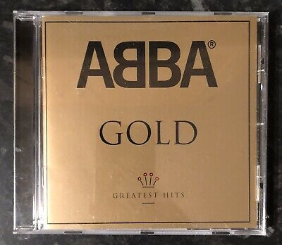Abba Gold The Greatest Hits Music Cd Album Very Good Condition