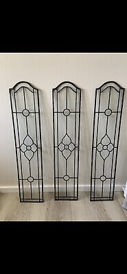 Vintage Glass Panels For Front Door Of Home