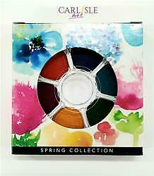 Micador Brilliant Water Colours Spring Collection Of 6