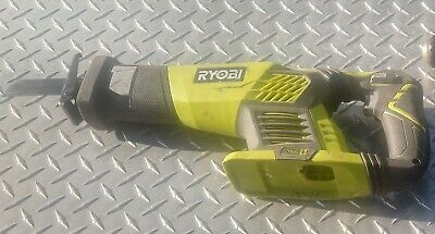 New Ryobi P514 18-Volt ONE+ Cordless Reciprocating Saw (TOOL ONLY)