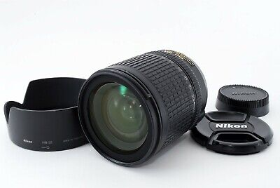 Nikon AF-S DX Nikkor 18-135mm F/3.5-5.6 G IF ED Lens w/Hood Exce+++ Tested #5037