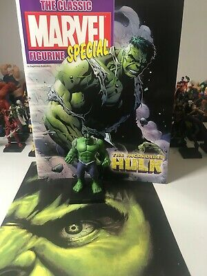 Eaglemoss Classic Marvel Figurine Collection  HULK SPECIAL