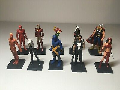 Eaglemoss Classic Marvel Figurine Collection 11 to 20