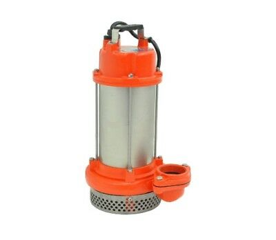 """SUMP PUMP Submersible - 3"""" Discharge - 170 GPM - 1 Hp - 115V - 1 Phase"""
