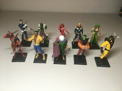 Eaglemoss Classic Marvel Figurine Collection 51 TO 60