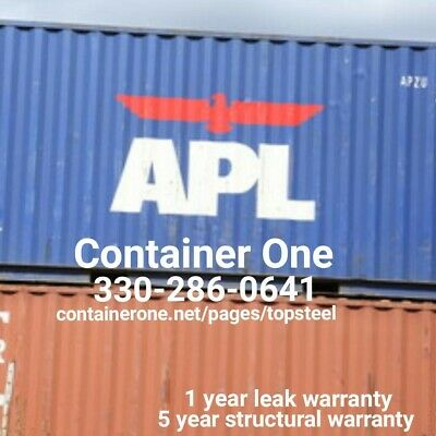 20 And 40 Steel Conex / Storage / Shipping Containers In Atlanta GA