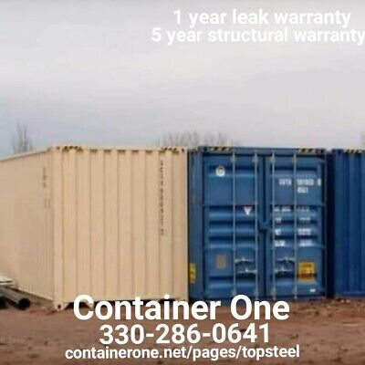 20ft and 40ft Steel Conex / Storage / Shipping Containers In Baltimore MD