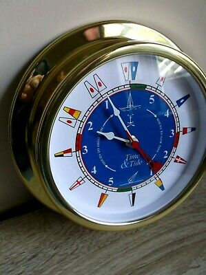 large ships Time and Tide Clock