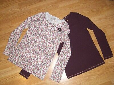 Bnwt Set Of 2 Girls Tops From Next Size 10 - 11 Years / 11 Years
