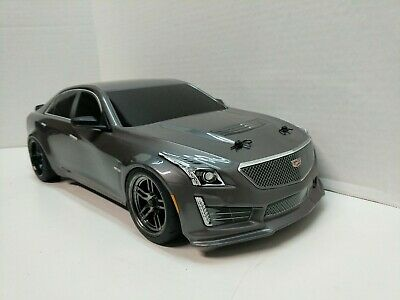 Traxxas 4-Tec 2.0 Awd W/ Upgraded Road Chassis Pre -Roller W/ Cts V Body 🏁🏎️