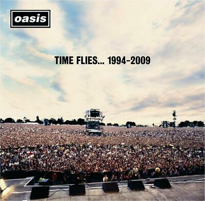 Oasis - Time Flies...1994-2009 The Best Of / Greatest Hits 2CD NEW/SEALED
