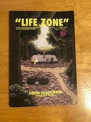 LIFE ZONE by Simon Hanselmann (SIGNED)