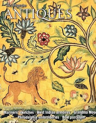 The Magazine Antiques September 2006 - Grandma Moses, Mariners' Sketches