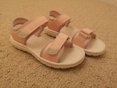 Clarks Girls Sandals Size 11 Worn Once
