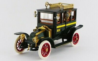 RENAULT TIPO X - Taxi 1907 - Verde