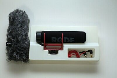 Rode Video Mic Go On Camera + Rode Windjammer