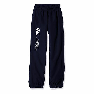 CCC Canterbury Cuffed Hem Stadium Pants Navy  (Kids ages 8,10 & 12) **Free P&P**