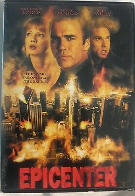 Epicenter (DVD, 2002), The quake was only half the battle. Lords, Daniels, Fahey
