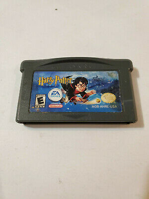 Harry Potter and the Sorcerer's Stone (Nintendo Game Boy Advance, 2001) tested