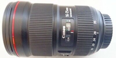 Canon EF 16–35mm f/2.8L III USM Lens for Canon DSLR Camera