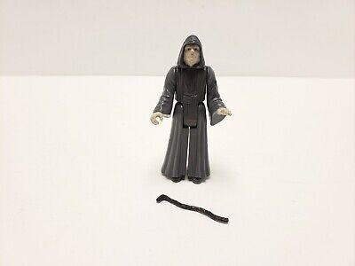 "Vintage KENNER Star Wars 1983 ""THE EMPEROR"" Action Figure - COMPLETE"