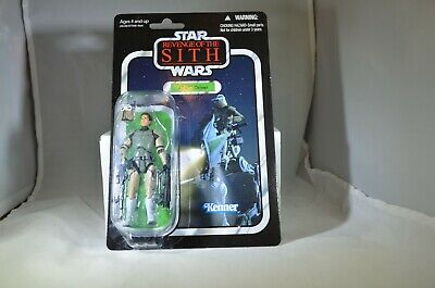 Star Wars VINTAGE COLLECTION VC-46 REVENGE OF THE SITH AT-RT DRIVER NEAR MINT