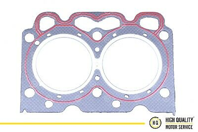Cylinder Head Gasket For Deutz 04176117, F2L1011, 1011, 1 Notch, 2 Cylinder