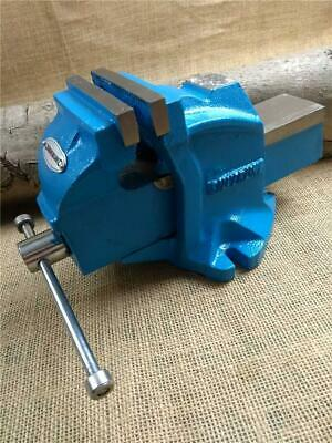"""Clearance S792427 Heavy Duty Cast Iron 8Kg Cast Engineers Workshop Vice 100Mm 4"""""""