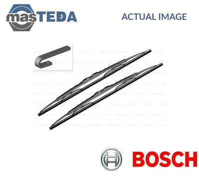 Bosch Front Windscreen Wiper Blade Lhd Only 3 397 010 252 I New Oe Replacement