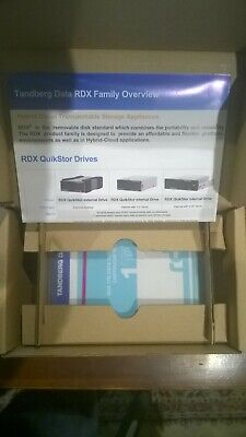 Tandberg Data 1Tb Removable Data Cartridge Brand new sealed units